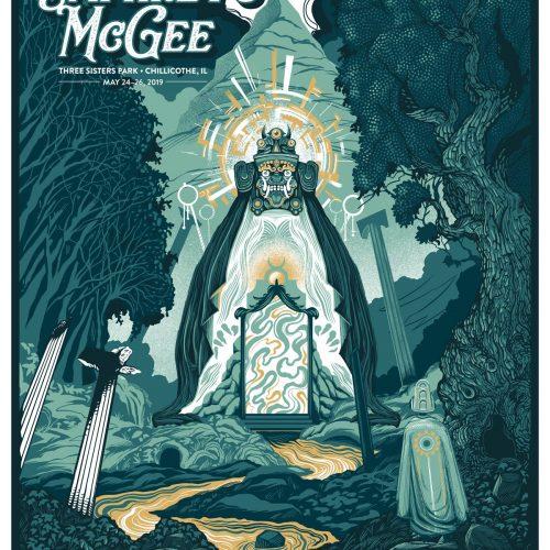 Umphrey's McGee Gigposter Print Poster Paul Kreizenbeck